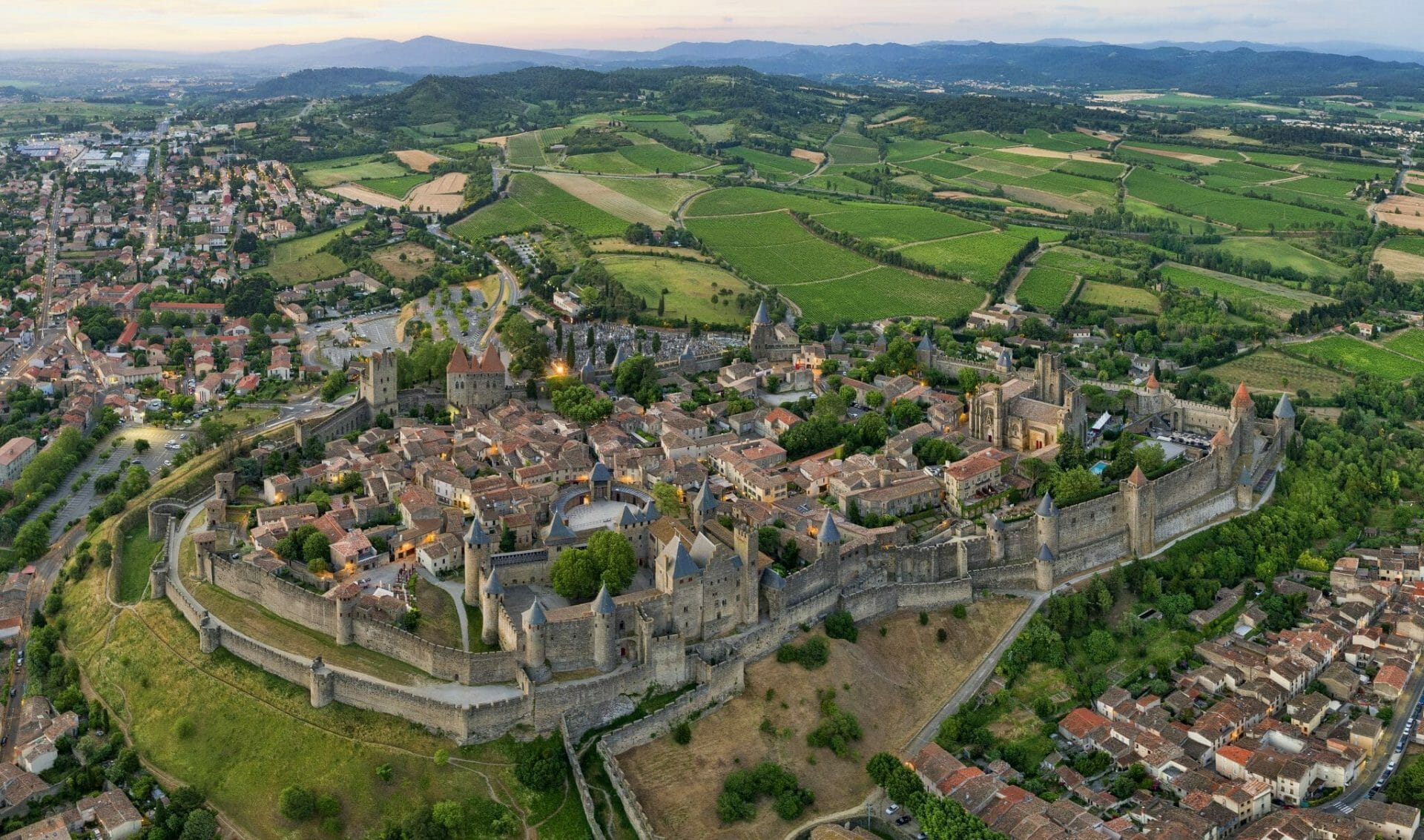 Carcassonnne France
