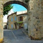 Lagrasse, Aude, Occitanie, Frankrijk.