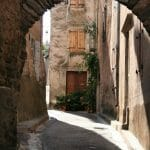 Roquebrun, Hérault, France